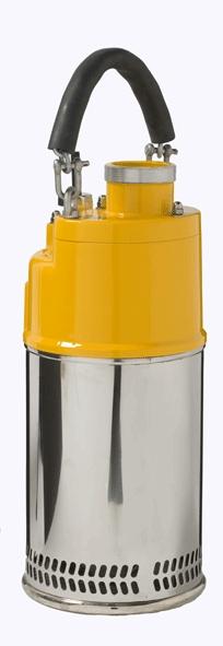 Погружные дренажные насосы Pumpex P1001